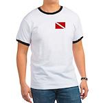 dive-flag-large T-Shirt