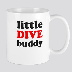 little dive buddy Mug
