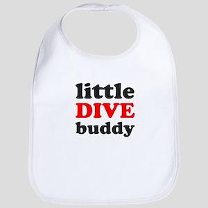 little dive buddy Bib