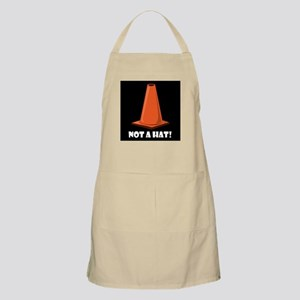 NOT A HAT Cards & Bags Apron