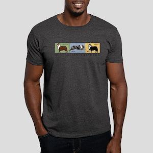 The Versatile Aussie Dark T-Shirt