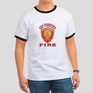 San Francisco Fire Department Ringer T