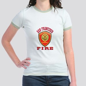 San Francisco Fire Department Clearance Cafepress