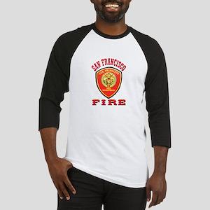 San Francisco Fire Department Baseball Jersey