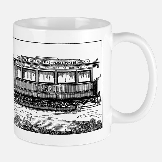 Vintage Illustration Mug