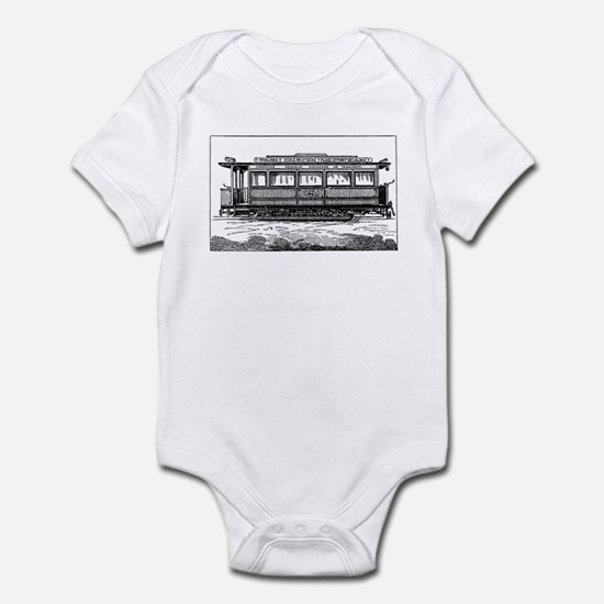 Vintage Illustration Infant Bodysuit
