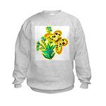 Butterfly Kids Sweatshirt