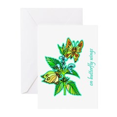 Butterfly Greeting Cards (Pk of 10)