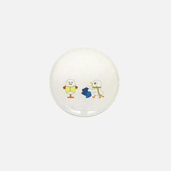 A Delicate Profession Mini Button