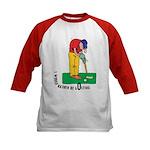 Golf Kids Baseball Jersey