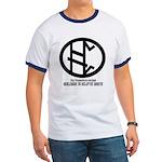 Glyph Ecliptic Earth Ringer T T-Shirt