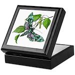 Butterfly Keepsake Box