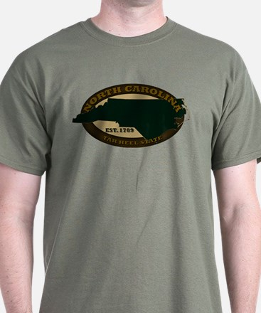 North Carolina Est. 1789 T-Shirt