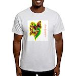Butterfly Ash Grey T-Shirt