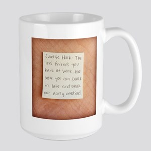 Cubelife Hack: No Friends Mugs