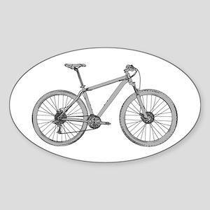 Grey Hardtail Sticker