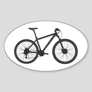 Very Dark Grey Hardtail Sticker