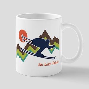 Ski Lake Tahoe Mug