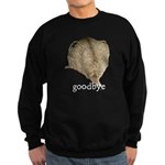 Goodbye Sweatshirt (dark)