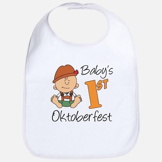 Baby's First Oktoberfest Bib