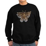 Gold Butterfly Sweatshirt (dark)