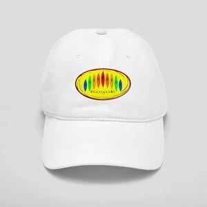 Kayak Rainbow (Yellow) Cap