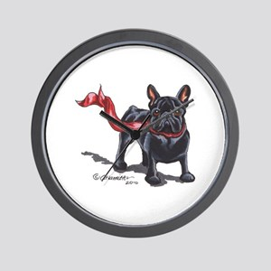 French Bulldog Lover Wall Clock