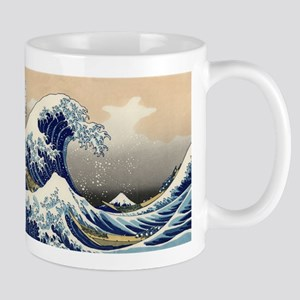 Kanagawa The Great Wave Mug