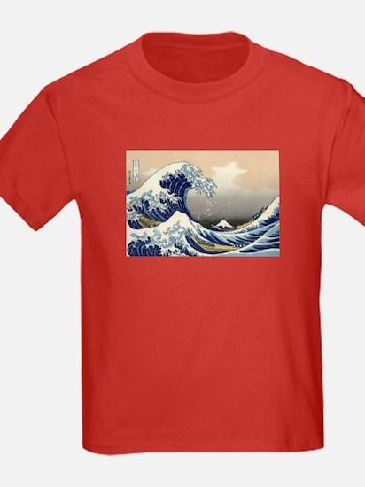 Kanagawa The Great Wave T