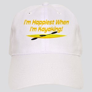 I'm Happiest When Cap