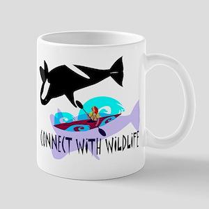Connect With Wildlife Mug