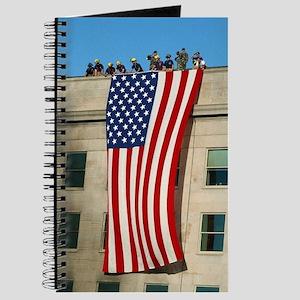 Pentagon Flag Journal