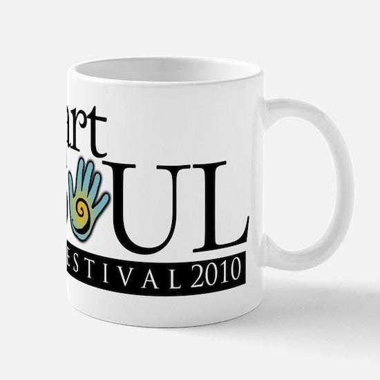 Art & Soul Logo Merchandise Mug