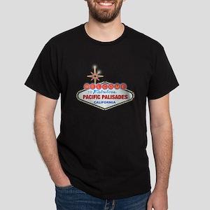 Fabulous Pacific Palisades Dark T-Shirt