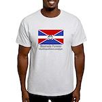 Glyph Maurasia Flag Light T-Shirt