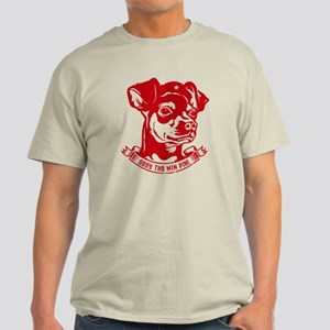 MIN PIN Revolution! icon light T-Shirt