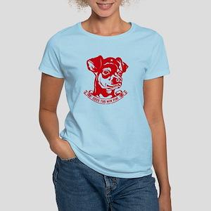 MIN PIN Revolution! Women's light T-Shirt