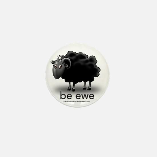 be ewe Mini Button