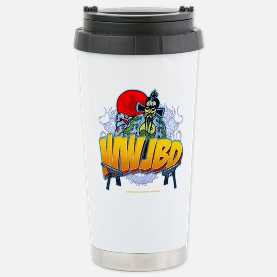 Jack Burton Stainless Steel Travel Mug