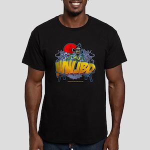 Jack Burton Men's Fitted T-Shirt (dark)