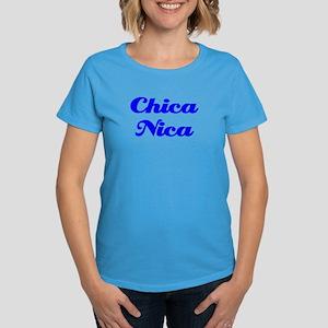 Chica Nica Women's Dark T-Shirt