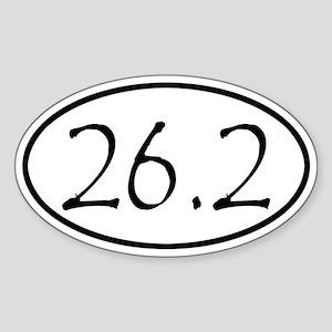 Marathon Distance 26.2 Miles