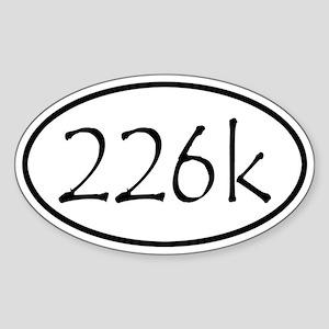 Full Ironman Triathlon Distance 226 Kilometers