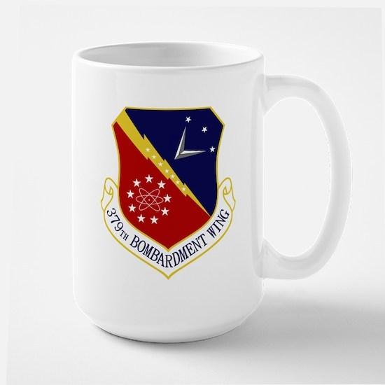 379th Bomb Wing Large Mug
