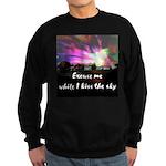 Kiss The Sky Sweatshirt (dark)