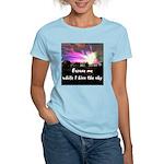 Kiss The Sky Women's Light T-Shirt