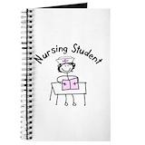 Nursing student Journals & Spiral Notebooks