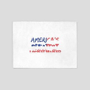 America's Greatest Locket Maker 5'x7'Area Rug