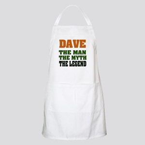 DAVE - The Legend BBQ Apron
