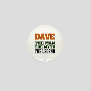 DAVE - The Legend Mini Button